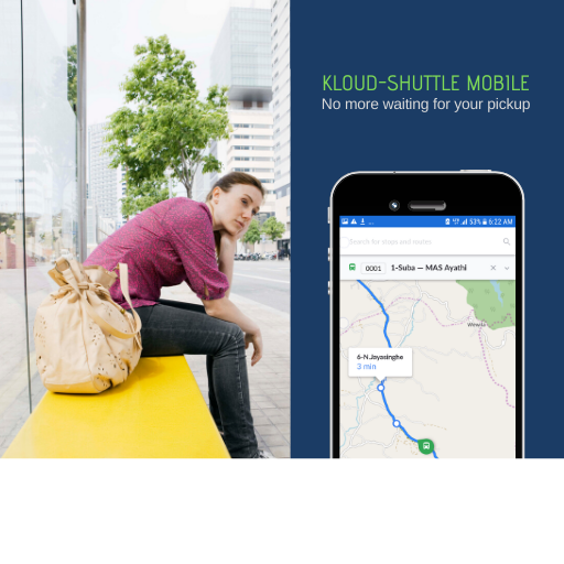 UNIVERSAL - SHUTTLE Mobile App - Per Fleet